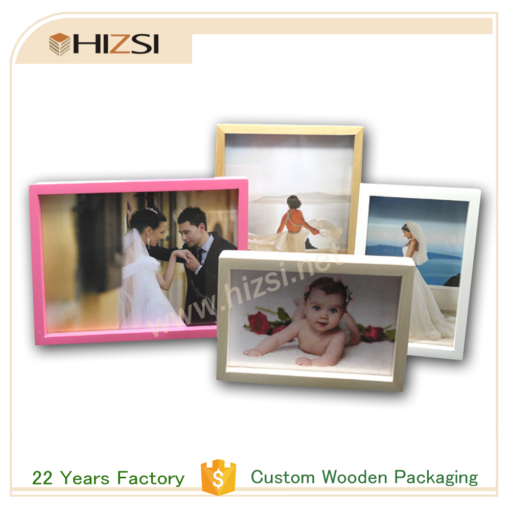 Personalized Weddings Besties Babies Wooden Picture Frame