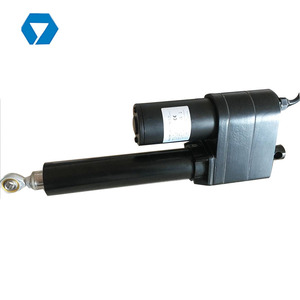 Industrial equipment and high load used 8000N Linear actuator 24v dc motor for special Vehicle