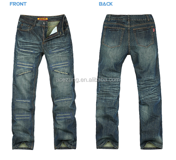 2017 New Style Jeans Pent Men Made In China