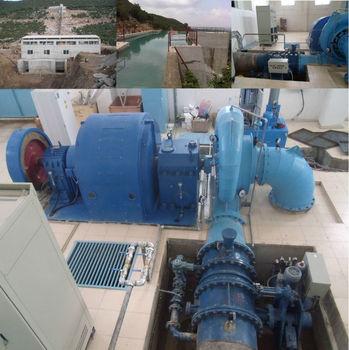 types of hydro turbine pdf