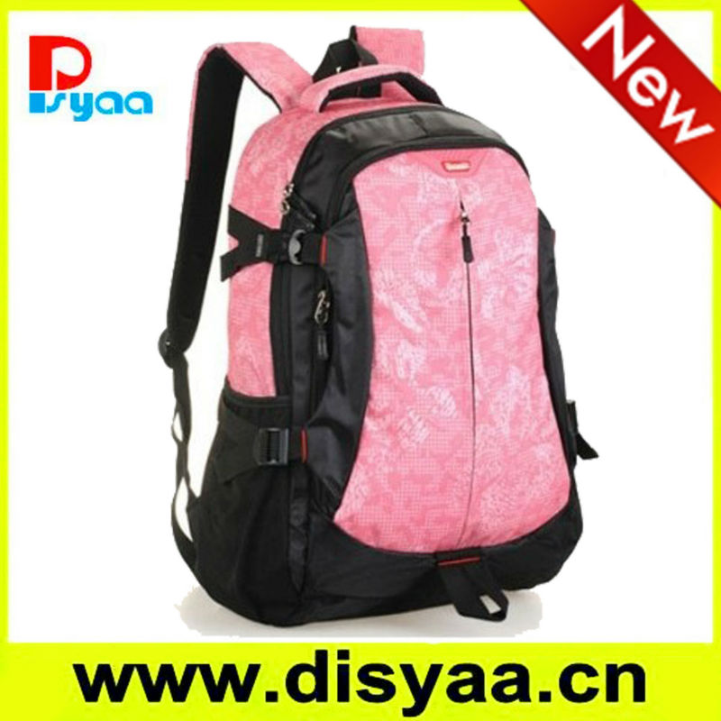 New Fashionable laptop backpack ,polyester travelling backpack bag 2017
