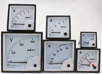 AOYI 48/72/96mm AC DC Current Voltage Digital Panel Meter (Over 28 Years Professional Factory Original Made)
