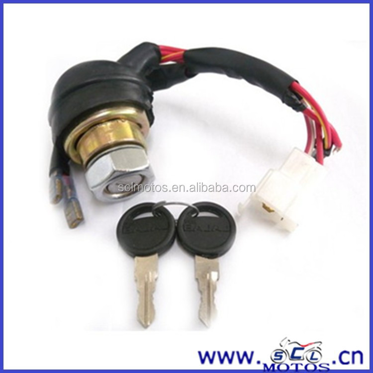 Scl-2013060981 China Tricycle Three Wheel Ignition Switch