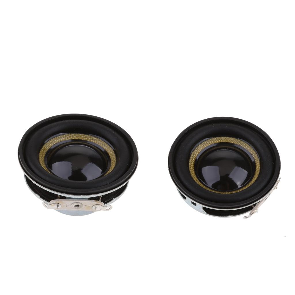 MagiDeal 40mm 4Ohm 3W Full Range Audio Speaker Bass Loudspeaker