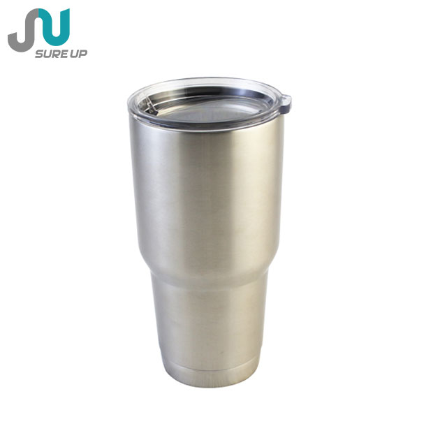 Vacuum guangzhou stainless steel mug with lid (MSAT)