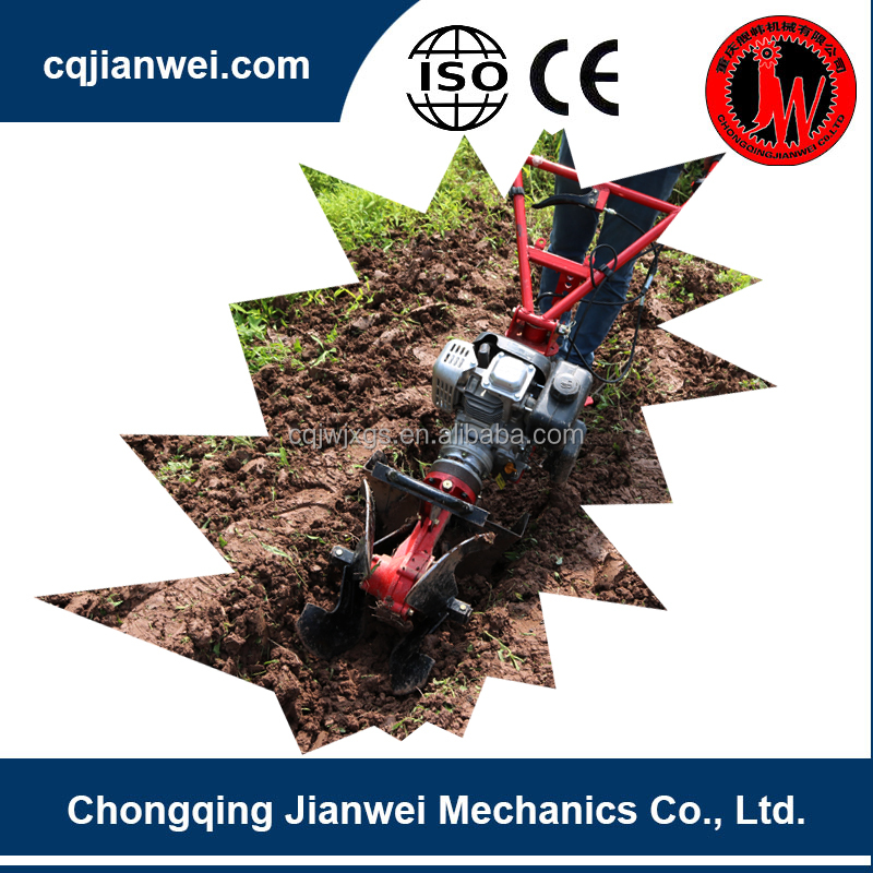New design chinese engine mini tiller cultivator in agriculture
