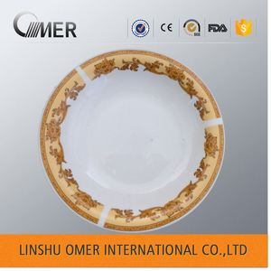 cheap porcelain soup dishes plate sanitary ware