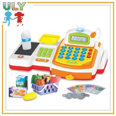 best selling toy cash register kids shopping trolley with best toy cash register - Learning Resources Cash Register
