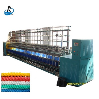 China Manufacture  filament winding  ring yarn twisting machine