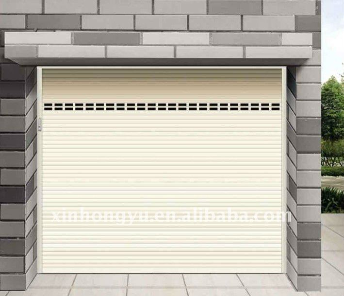 Aluminium Profile For Roller Doorroller Shutter Doorgarage Door