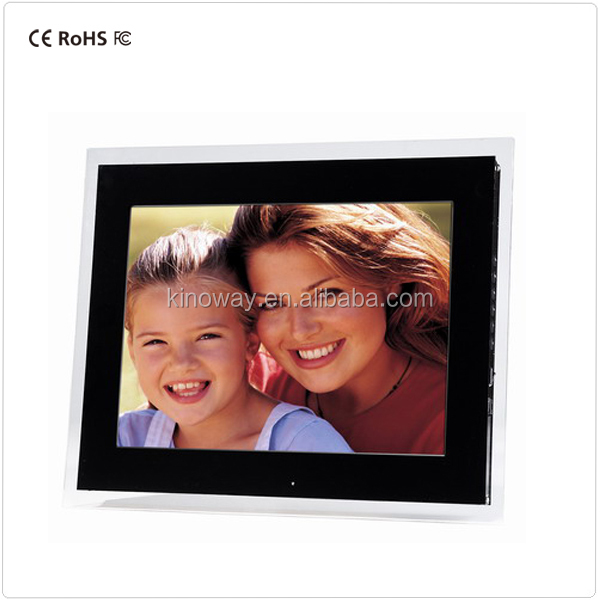 1080P 15inch digital photo frame big size ,bus lcd advertising player