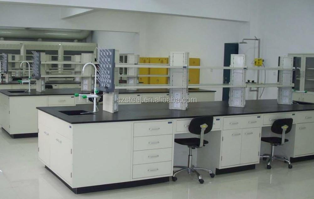 Banchi Da Lavoro Per Laboratorio Analisi : Mobili da laboratorio banchi da lavoro di laboratorio usato