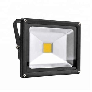 High efficiency outdoor waterproof ip65 smart 10 20 30 50 watt led flood light
