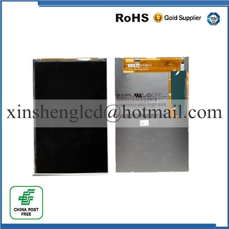 ( Ref : CLAA070WP03 XG / 070WP03S ) 7 дюймов для Ainol NOVO7 миф четырехъядерный процессор двух-жильный JXD S7800 планшет экран, Ips экран ( 1280 * 800 )