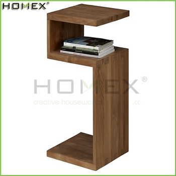 Square Sofa Table S Shape Coffee Only Homex Fsc Bsci