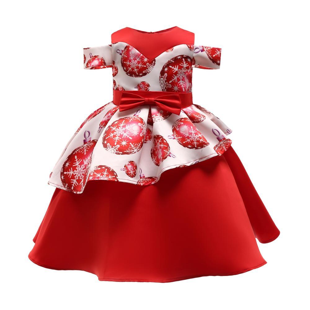 fc94cd050 Venta al por mayor vestidos rojos para navidad-Compre online los ...