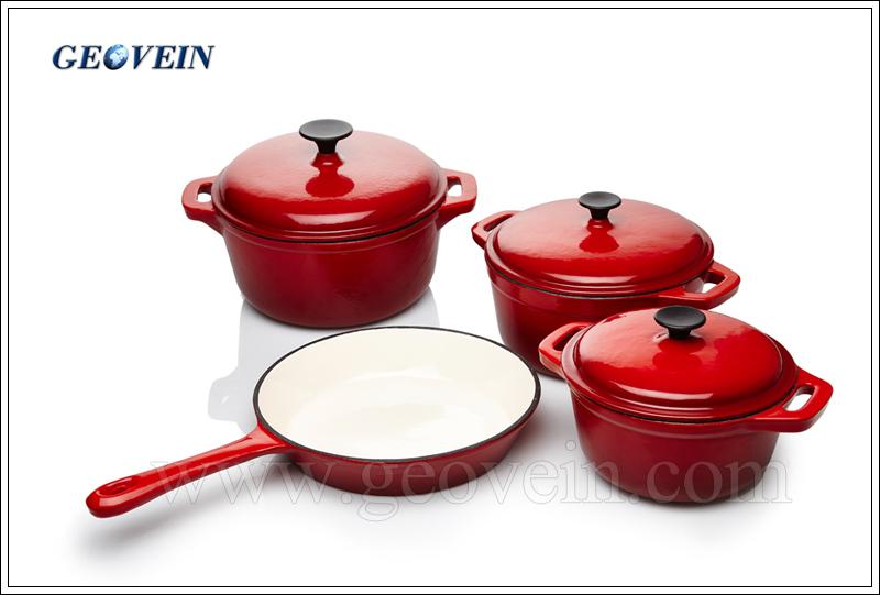 Dating cast iron cookware