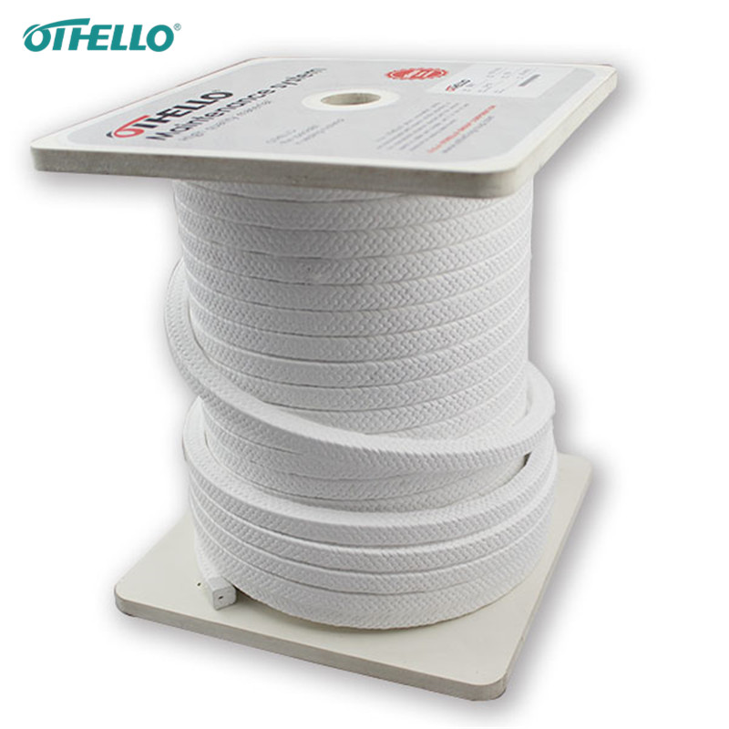Palmetto 1030AF Series Graphite Impregnated Kynol//Aramid Compression Packing Seal 5 Length 1//4 Square Dull Gray