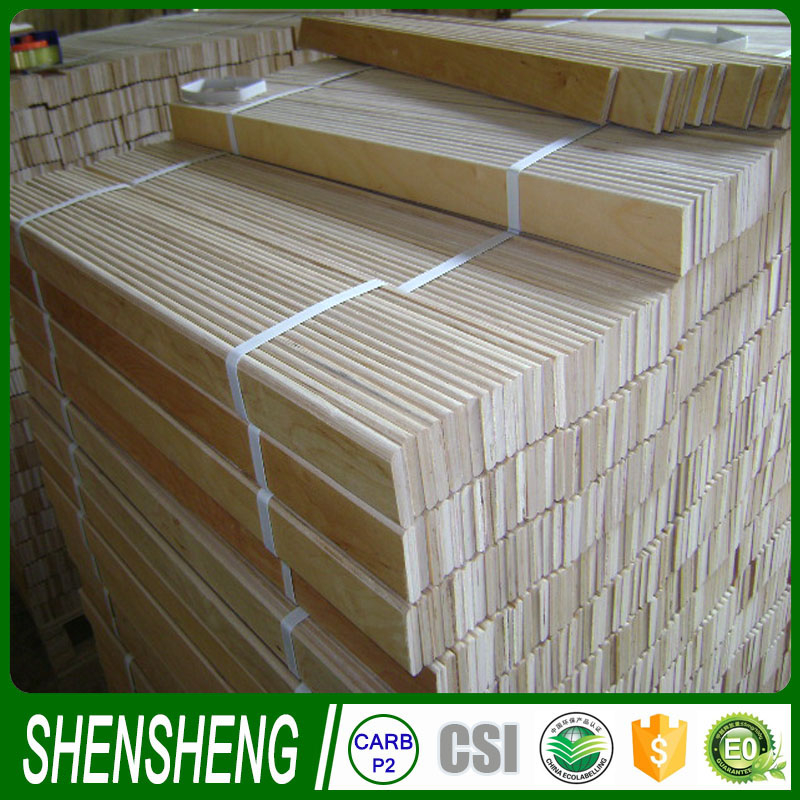 hot sale curved plywood used for construction curved concrete forms