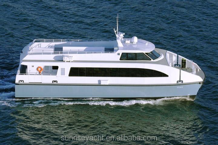 100 Steel Passenger Catamaran Tour Boat For Sale Aluminum Passenger Ferry - Buy Aluminum ...