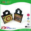 100% recycle rpet bag tote with bottles material for USA market