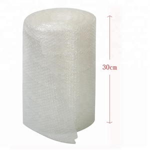 BU1804 30cm Width Plastic Packaging Air Bubble Roll Film Wrap
