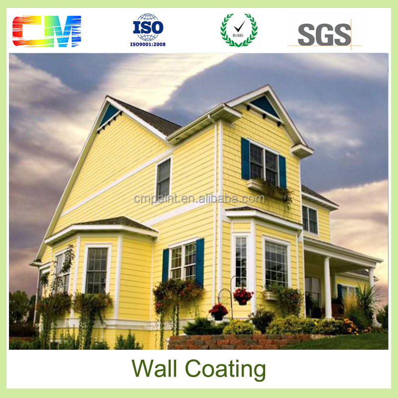 Eco Friendly Exterior Wall Paint Antiacid Asian Tractor Emulsion Colour