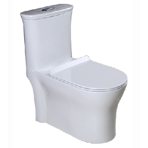 9236 Newest Design 4D Strong Power Cyclone Super Flush Toilet