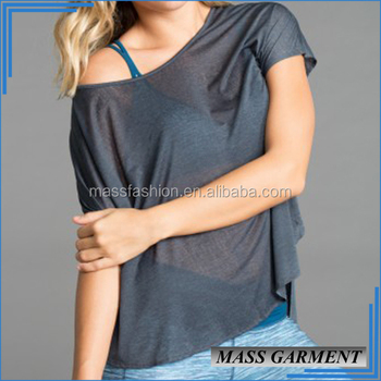 Transparent shirts for womens