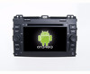 High quality car radio Gps , android vehicle Gps, Car stereo navigator with free map gps/glonass for old prado 120
