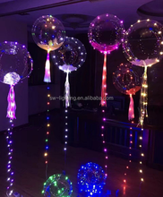 Wholesale popular Flashing LED Balloon lights LED light for Bobo Balloon