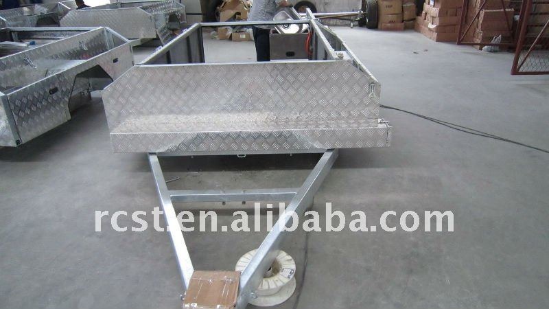 best selling light weight off road aluminum camper trailer and travel trailer