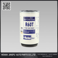 fuel filter P60T /water filter plant / Parker oil filter for car and generator
