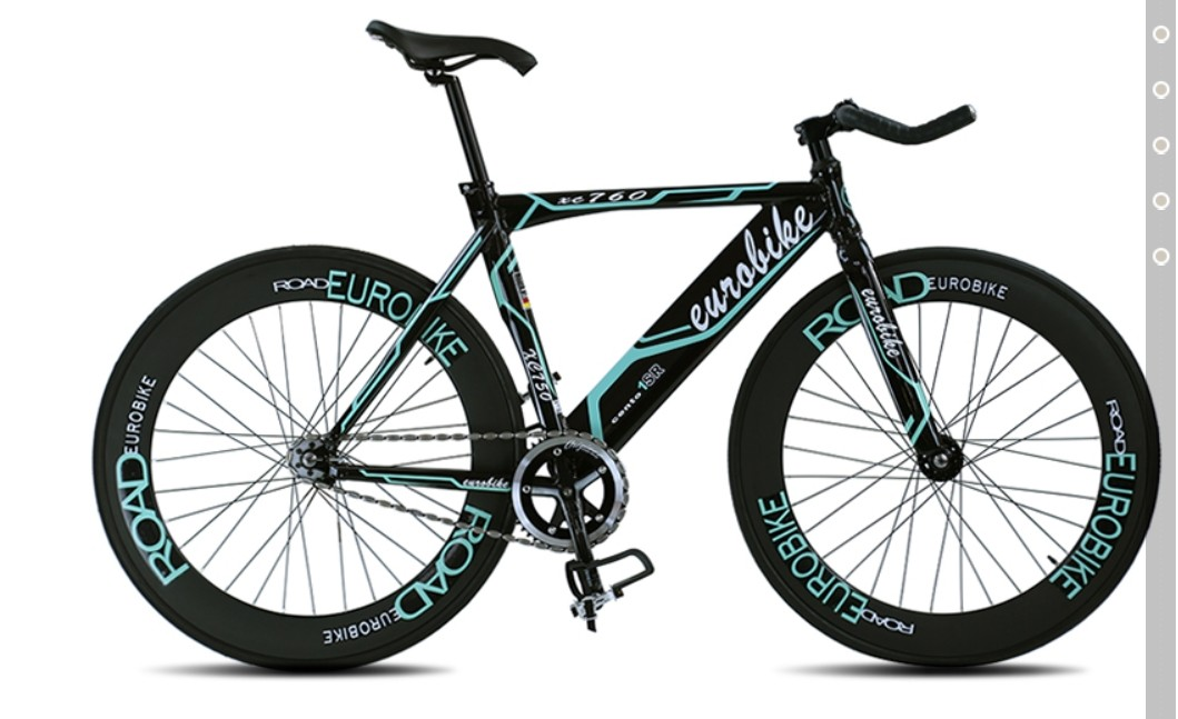 Aluminiumlegierung Fahrrad Festrad Mit Ochse Lenker - Buy Fahrrad ...