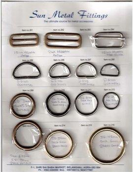 O Ring Bag