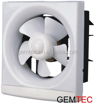 new long oil cup wooden color grill Exhaust Fan APB15C2-1