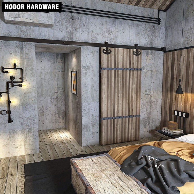 HD-FT41 Mustache Sliding Door Materials Hardware Hodor Made