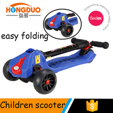 145mm PU wheels foot scooter