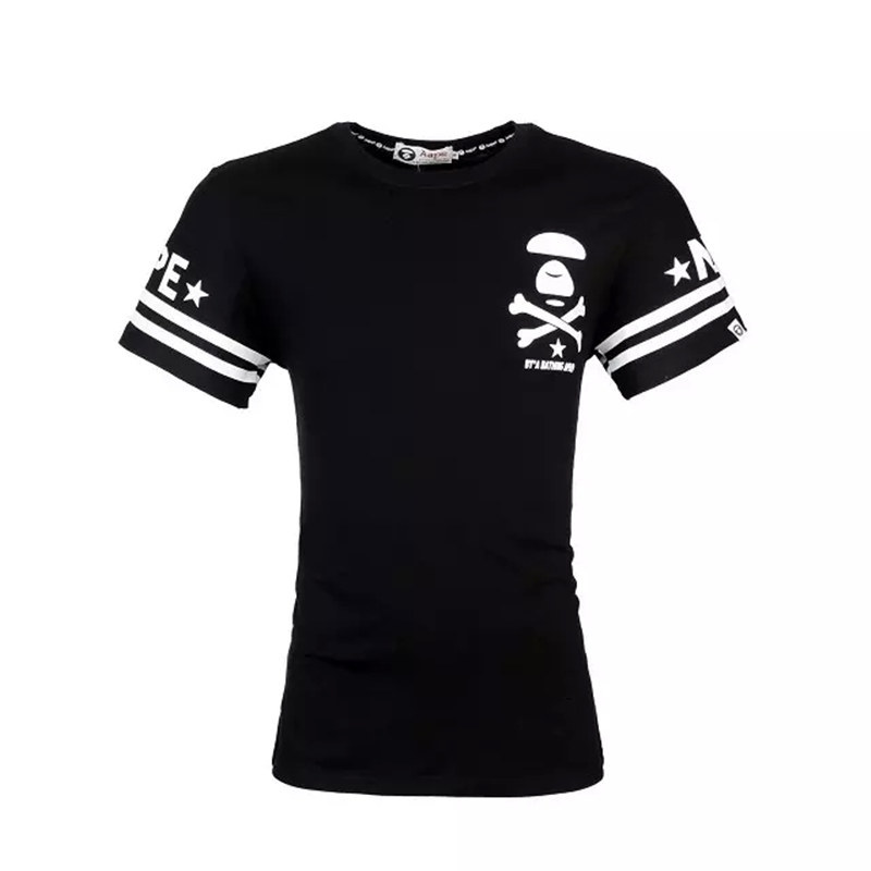 533f848b Buy New Cheap Mens Aape T Shirts Bape Skull Tees Rock Reversal Number 63  Animal Tshirts Casual Cotton Balr Camisetas Tee Shirt in Cheap Price on  m.alibaba. ...