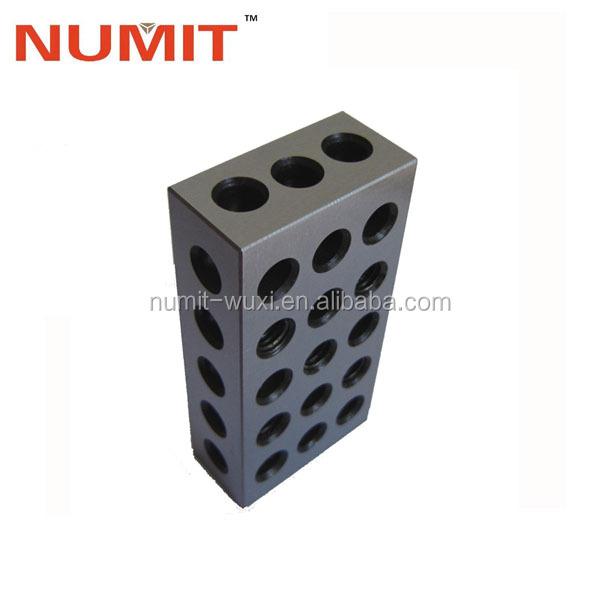 Metric 50-100-150mm Measuring Parallel Blocks With 23 Holes - Buy ...