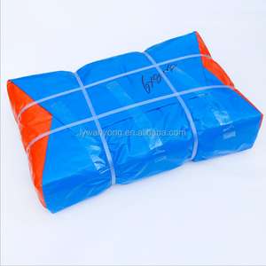 pe tarpaulin material for protecting the infield of a baseball field