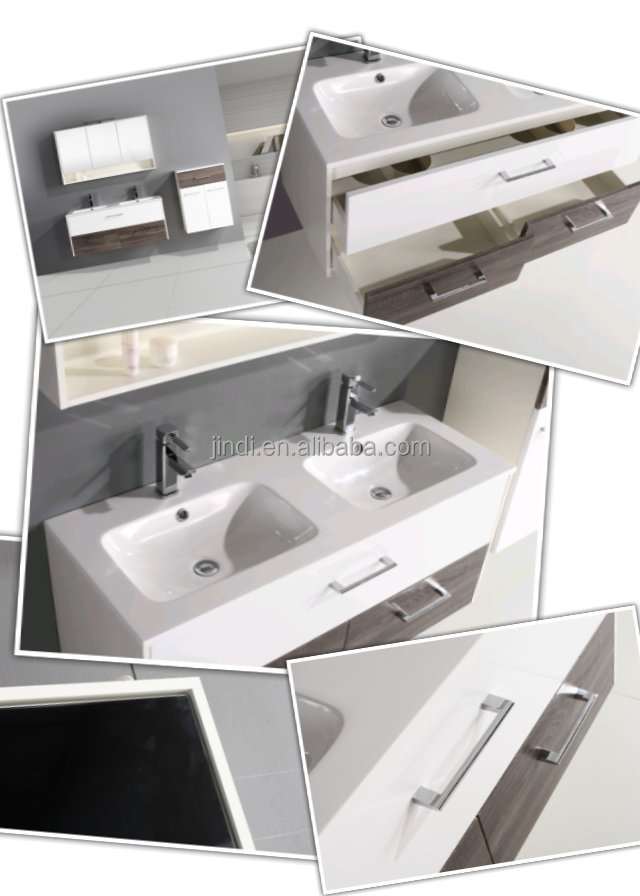 Wooden bathroom furniture mobile asse da stiro mondo convenienza ...