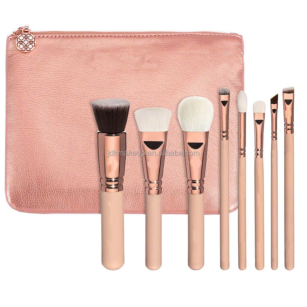Rose Gold Makeup Brush,Private Label Makeup Brush,Custom Makeup ...