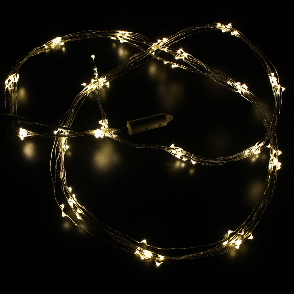 Decorative Led Tree Flower Lights Rgb Vase Lights For Holiday Decoration Led Copper Wire String ...