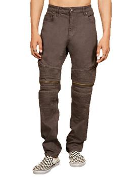 49152a5937 Royal Lobo Denim jeans fabricante cremallera rodilla biker jeans pantalones  precios en Bangladesh
