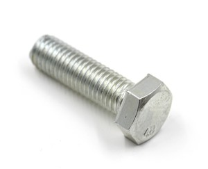 nuts and bolts making machines produce stainless hex bolts a2-70