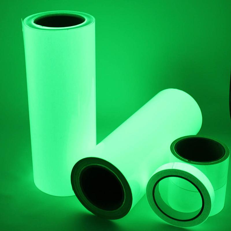 10M Luminous Tape Self adhesive Glow In The Dark Safety ...