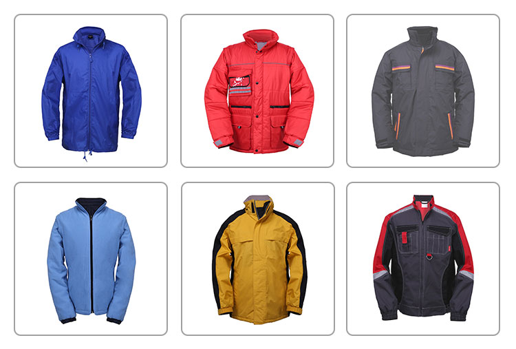 OEM Light foldable coat work man adult waterproof rain jacket