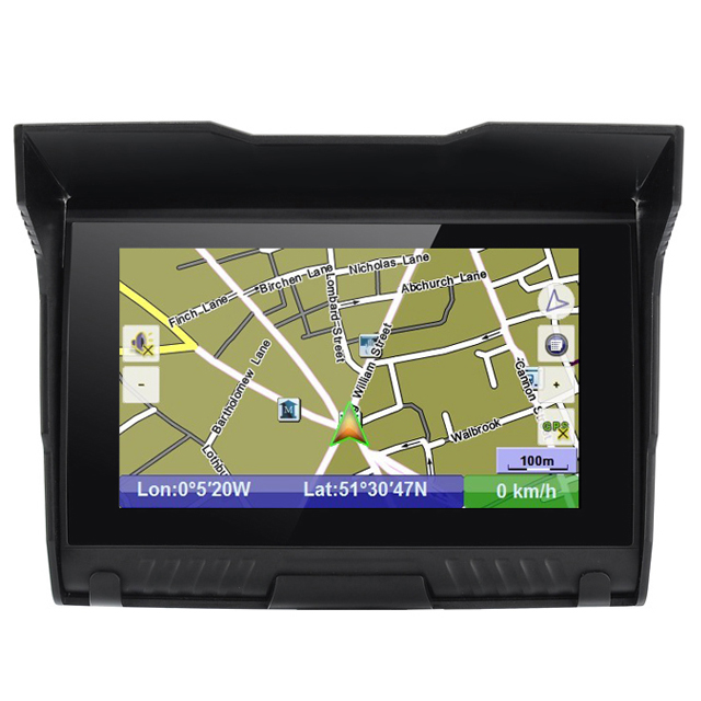 "Android 5.0 ""WiFi, Bluetooth, FM, auto GPS-navigation"