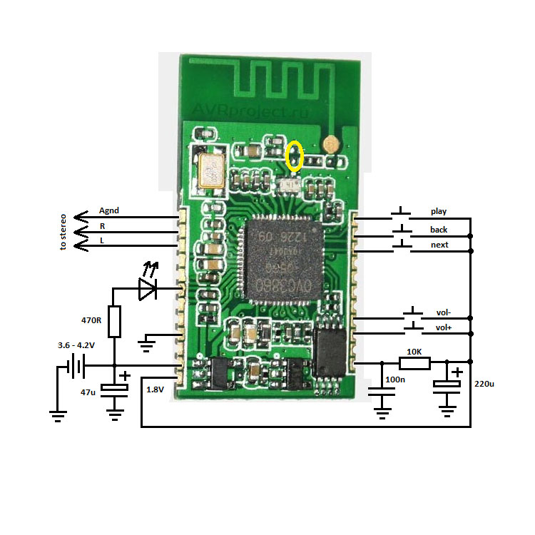 Good Price Bluetooth Module Hc 05 Range With Good Service Buy